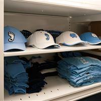 Sports Storage at UNC