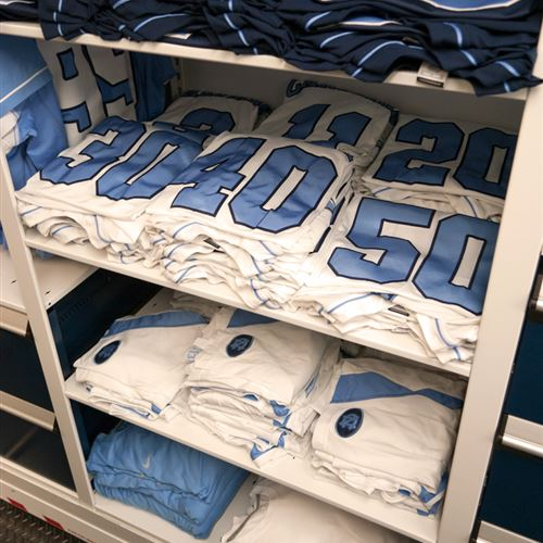 Uniform Storage at University of North Carolina