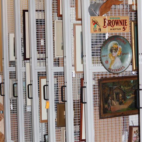 Art Racks at Strong National Museum of Play
