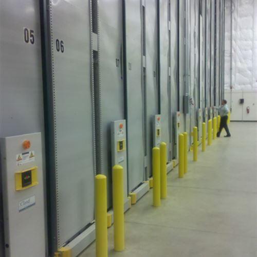 Washington DC Metro Police Evidence Storage