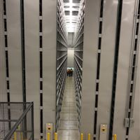 Off site Evidence Storage for DC Metro Police Department