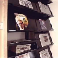 Legal Magazines in Law Library