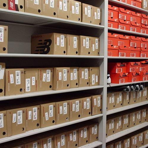 Athletic Storage at UW Whitewater
