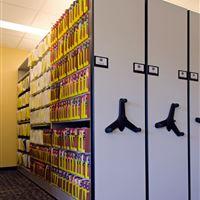 Public Safety Records Storage on High Density System