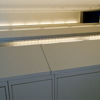 Lighting System for Personal Storage Lockers