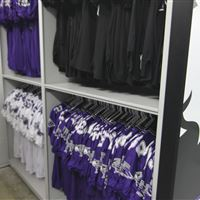 Jerseys Stored in High Density Mobile
