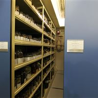 Compact Storage System to house Samples of Fish