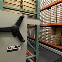 Preservation Storage for the School of Aquatics and Fishery Sciences