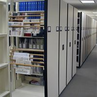 Law Library in High-Density Mobile System