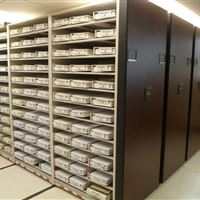 Legal Box Shelving and Storage at Washington County Courthouse