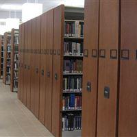 Karen H. Huntsman Library Powered Mobile Storage System