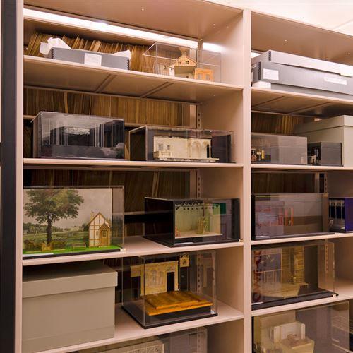 University Library Mobile Storage Shelving