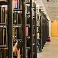 Cantilever Shelving for Libraries