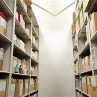 High Density Mobile for Bulk Retail Goods