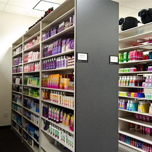 Bath and Body Works Gets Fresh Take On Organization with Spacesaver's Mobile Shelving