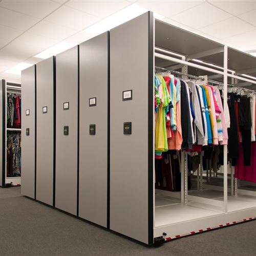 High Density Retail Sample Storage