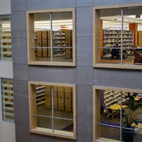 Alvin Sherman Library at Nova Southeastern University