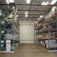 General Warehouse Storage on ActivRAC Mobile System