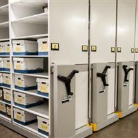 Records Storage for the North Dakota Department of Transportation