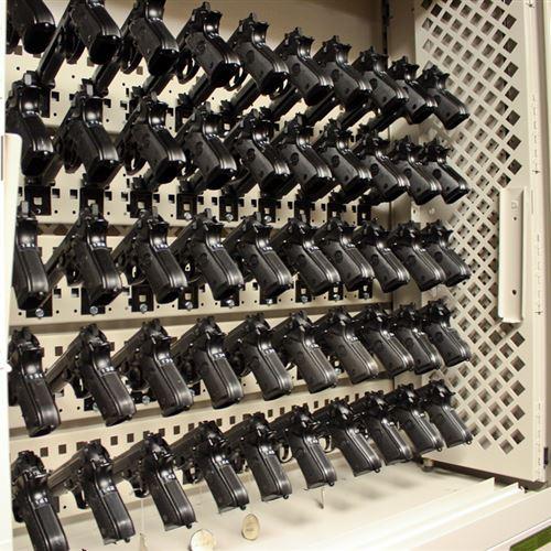 MacDill Air Force Base UWR Pistol Storage