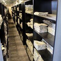 MacDill Air Force Base Uniform Storage Shelving