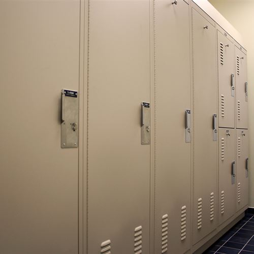 Public Safety Gear and Personal Storage Lockers