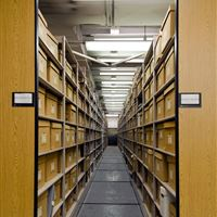Archive Library Storage at University of Tenneessee