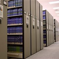 Compact Library Storage at University of Miami