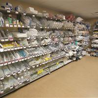 FrameWRX Medical Supply Storage - Wyoming Medical Center