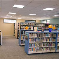 Mobile Shelving and Cantilver Library Shelving