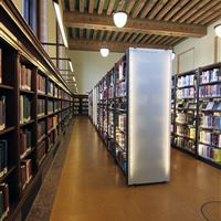 Library Shelving Solutions at St. Louis Central Library