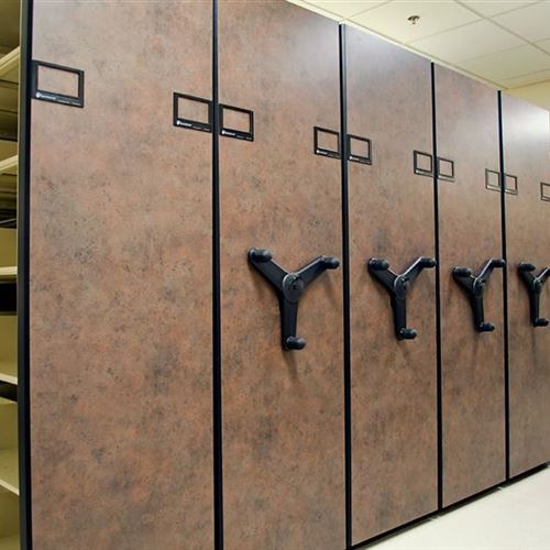 Inmate Property and Evidence Storage Solutions at Guilford County Jail