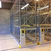 ActivRAC 7P for Gear Cages with Sliding Doors