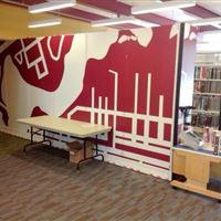 Mobile Shelving Dover Public Library