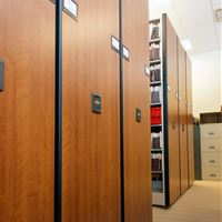 Powered High Density Storage for Law Firms