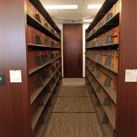 Legal Library in High Density Mobile Storage System