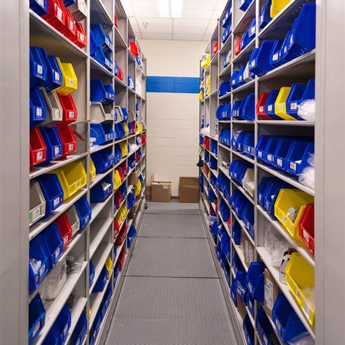 High Density Parts Storage
