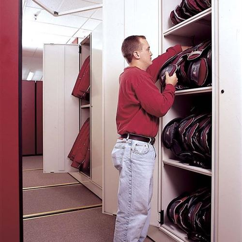 Taking Football Equipment Storage to the Next Level With the Oklahoma Sooners