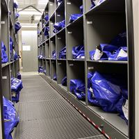 High-Density Jail and Detention Center Storage