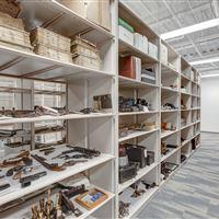Archival Storage at Salt Lake City Public Safety Building