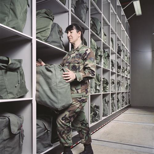 Colorado Air National Guard Gets New Weapons Storage System