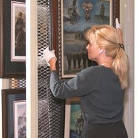 Art Storage for Military Museum