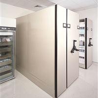 Mobile sterile healthcare supplies storage