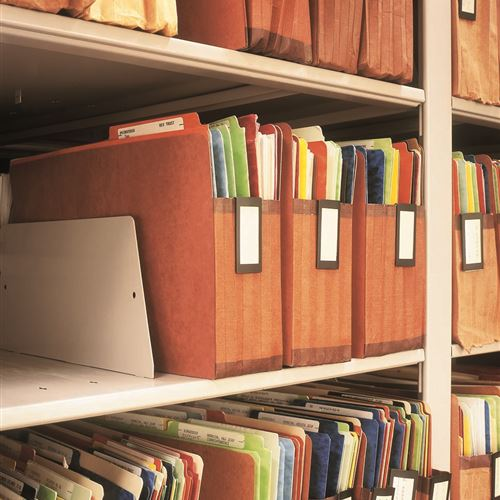 Johnson Financial File Storage