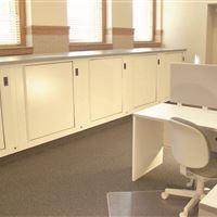 Clerk of Courts Rotary Storage
