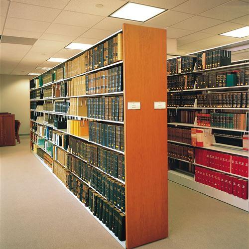 Tulane University Static Shelves