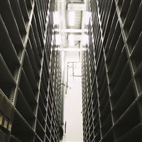 XTend Mobile High-Bay Shelving at Chemical Heritage Foundation